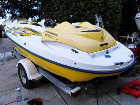 sea doo jet boat hp seadoo speedster sk jet boat w mercury 210 hp jetboat