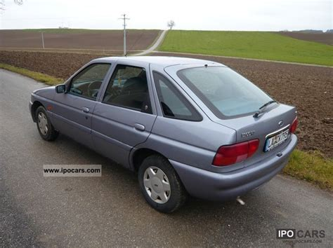 old car repair manuals 1996 ford escort windshield wipe control 1996 ford escort 16v car photo and specs