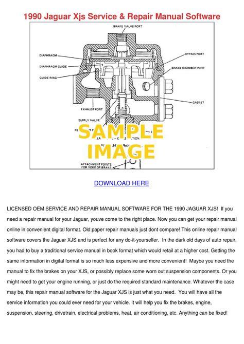 online service manuals 1990 volkswagen cabriolet free book repair manuals 1990 jaguar xjs service repair manual softwar by arowhitworth issuu