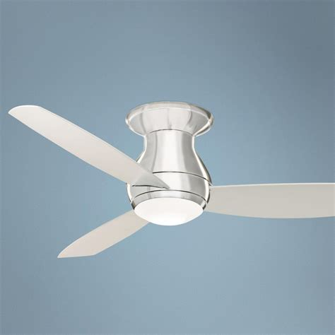 emerson curva sky 52 ceiling fan 52 quot emerson curva sky brushed steel hugger ceiling fan