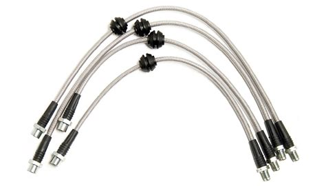 Altech Stainless Steel Braided Brake Hose Honda Accord Cu2 K13 Rear stainless steel brake lines honda accord