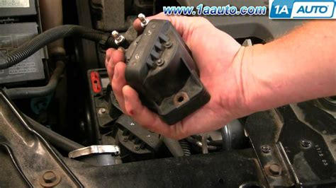 3rd Cap For M Series how to install replace ignition coil gm 3800 3 8l grand