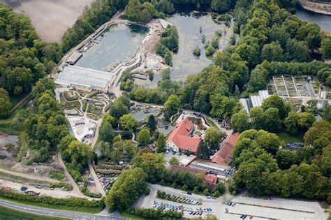 Der Naturagart Park Als Teichbau Labor Naturagart Park
