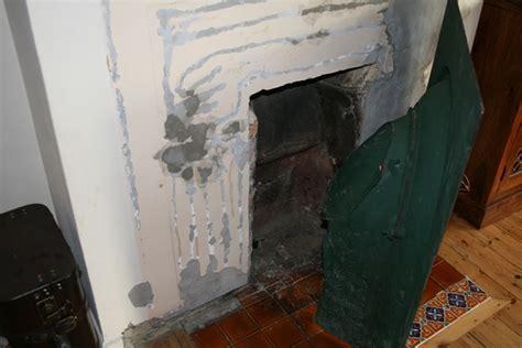 install cast iron fireplace restoration