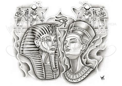 pharaoh tattoo design designs search tats