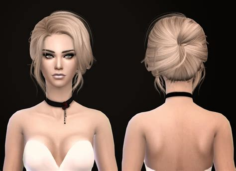 the sims 4 hair cc my sims 4 blog stealthic newsea starlet conversion for