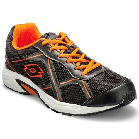 buy lotto black orange sports shoes ar3262 at