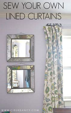 how to sew lined curtains step by step step by step instructions on how to make professional