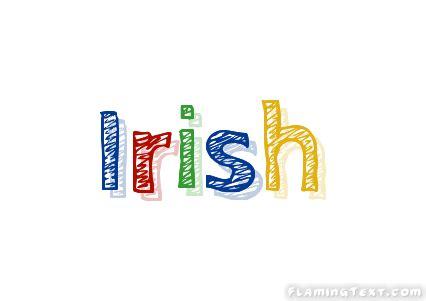free logo design ireland irish logo free name design tool from flaming text
