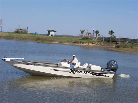 used aluminum bay boats for sale 24ft xpress aluminum bay bass boat the hull truth