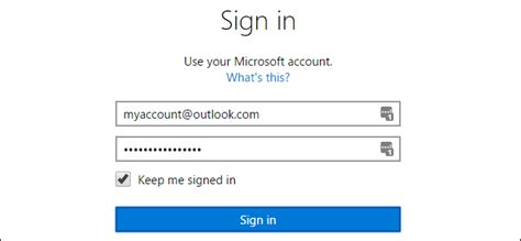outlook sign in to your microsoft account how to change the primary email address for your microsoft