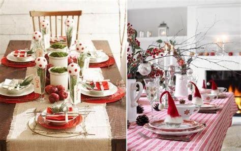 Tischdeko Weihnachten Rot by Tischdekoration Zu Weihnachten Mit 48 Bildern Als Inspiration