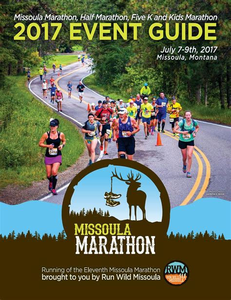 the 4 hour marathon the bulletproof guide to running a sub 4 hr marathon books missoula marathon event guide 2017 by missoulian issuu