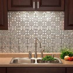 plastic kitchen backsplash kitchen backsplash ideas to fit all budgets