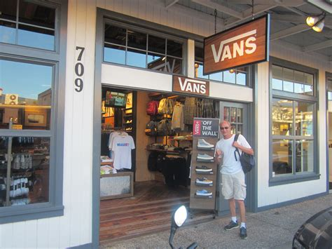 vans shoe store shoes retail store coastalzone