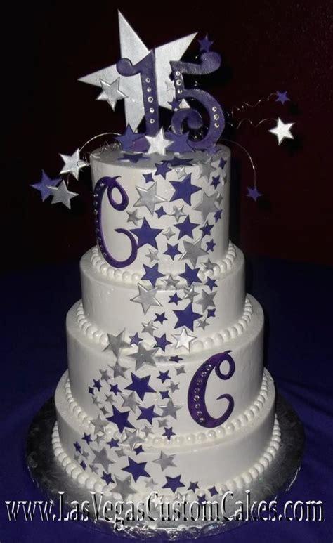 quinceanera star themes cakes quinceanera las vegas custom cakes