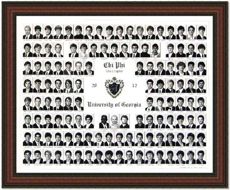 fraternity composite template fraternity composite template photos resume ideas