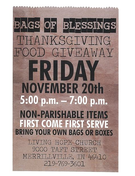 Free Thanksgiving Food Giveaway - thanksgiving food give away 100 images thanksgiving food giveaway calumet township