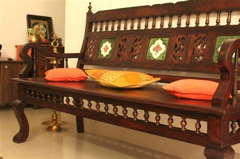 Home Decor Online Stores India living room makeover a kerala style interior in the