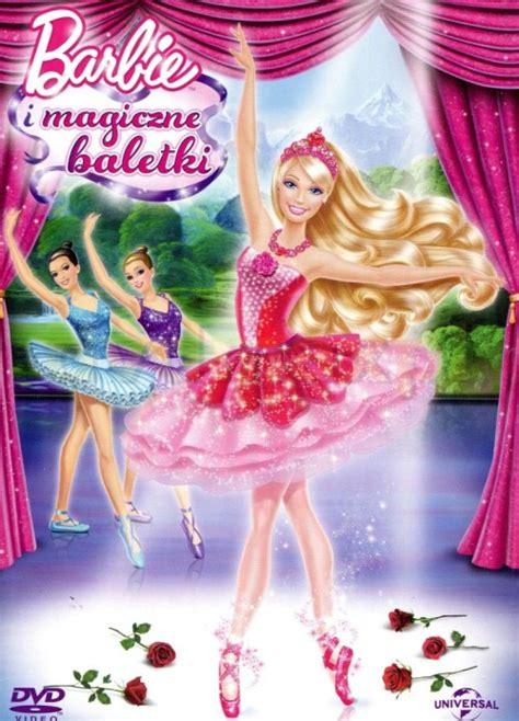 film barbie zaczarowane baletki barbie i magiczne baletki 2013 filmweb