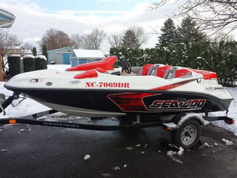 seadoo boat frame sea doo speedster 150 255hp 2009 for sale for 13 500