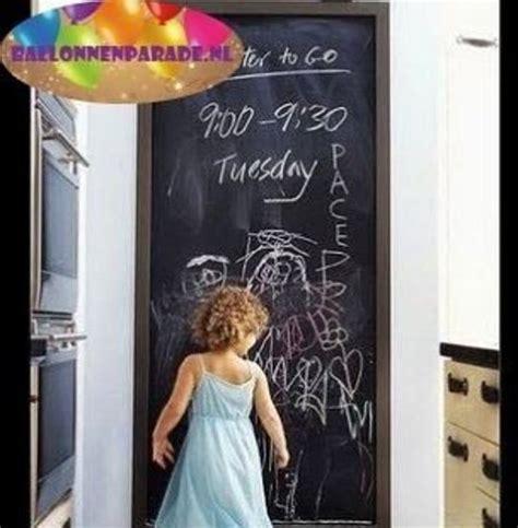 Glas Sticker Binnen Of Buiten by Bol Krijtbord Schoolbord 90 Bij 200 Cm Voor Op Deur