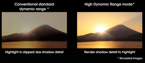 high range hdr discussion is high dynamic range more important than