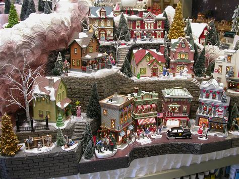 images of christmas village displays 1000 images about dickens christmas village on pinterest
