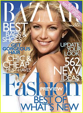 Kate Hudson Goes Great Gatsby For Harpers Bazaar by Kate Hudson Covers S Bazaar January 2010 Kate