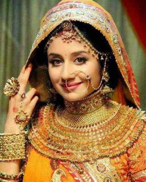 film bagus jodha akbar profil pemeran jodha paridhi sharma di serial jodha