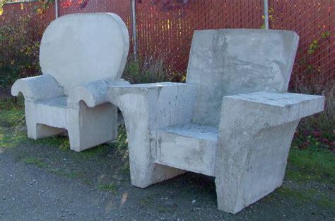 Cement Patio Furniture Concrete Wrought Iron Patio Furniture 15 Appealing Concrete Patio Furniture Photo Idea