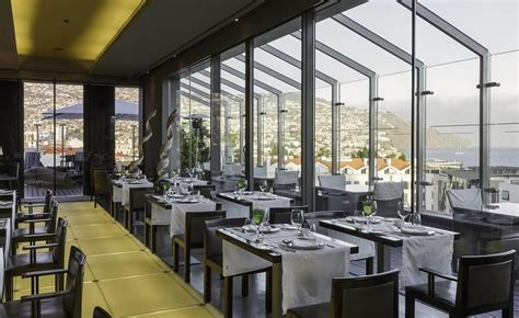design center restaurant funchal the vine hotel funchal official site modern design