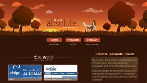 Good Page Layout Design Exles | 9 best images of good website design exles exles