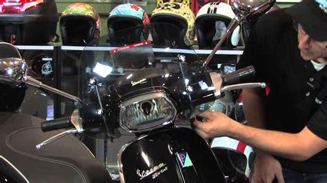 Wind Shield Vespa Lx S Istimewa factory small tinted windshield for vespa sprint 150