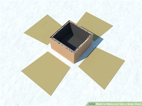 diy solar projects pdf 3 ways to make and use a solar oven wikihow autos post