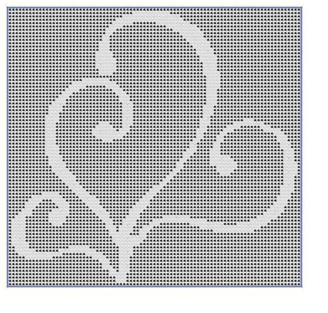 100 filet crochet patterns for home decor crochet