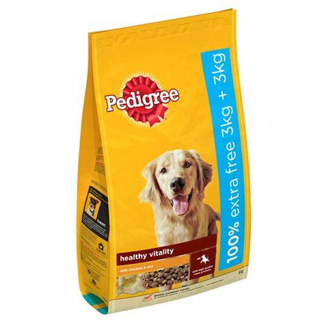 pedigree dog food good  puppies pets world