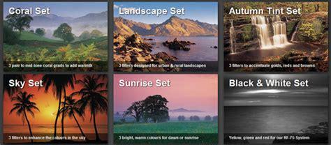 Filters Sky Grad Set filters