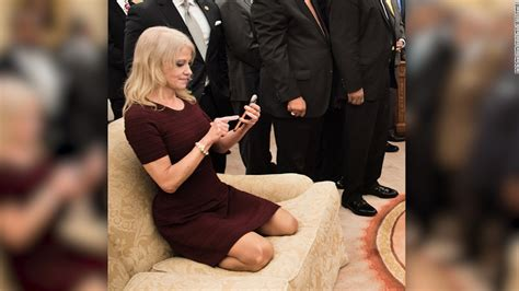 kelly couch kellyanne conway couch photo sparks memes cnn video