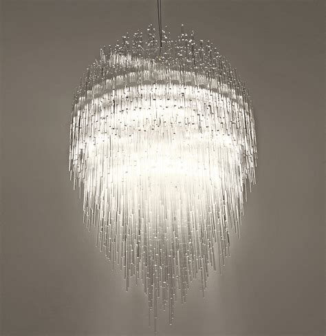 Rare Chandeliers Tl Furniture A Contemporary Designer Crystal Chandelier