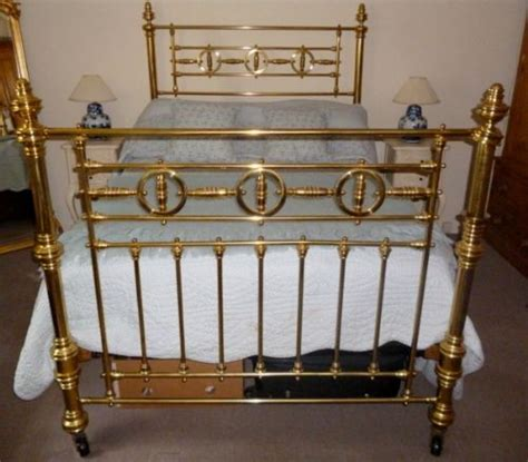 brass bed 228194 sellingantiques co uk