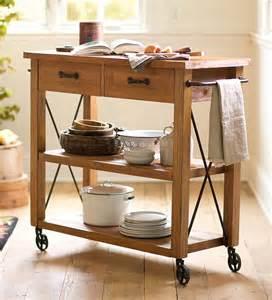 Rolling Cart For Kitchen Rolling Wood Kitchen Cart Kitchen Furniture