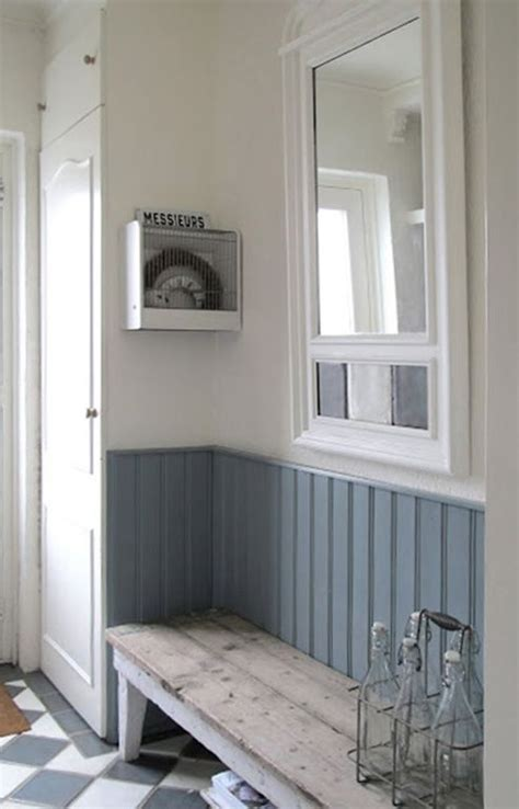 Grey Wainscoting by 18 Best Living Dining Room Style Images On