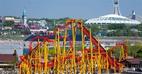 theme park quebec la ronde cr 233 dit 169 la ronde membre de la famille six
