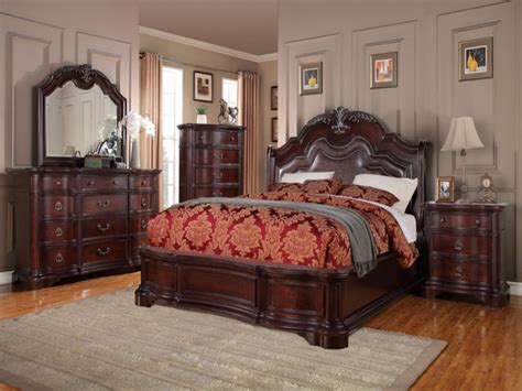 kingsize bedroom sets traditional bedroom sets badcock bedroom furniture