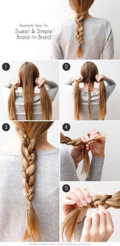 fabulous do it yourself haircuts 6 fast hairstyles you can do in 5 minutes or less fast