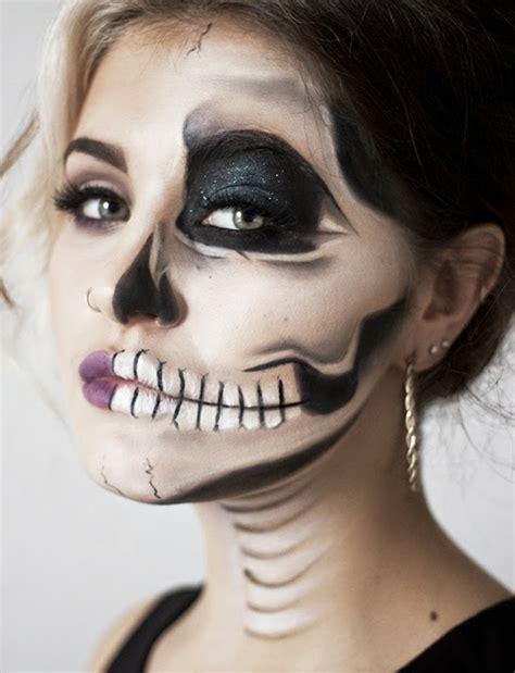 imagenes de halloween maquillage maquillage femme halloween