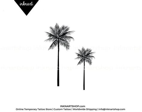palm tree tattoo design 13 lovely palm tree tattoos designs