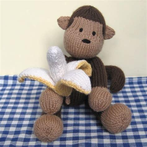 monkey knitting knitted monkey patterns 171 free patterns