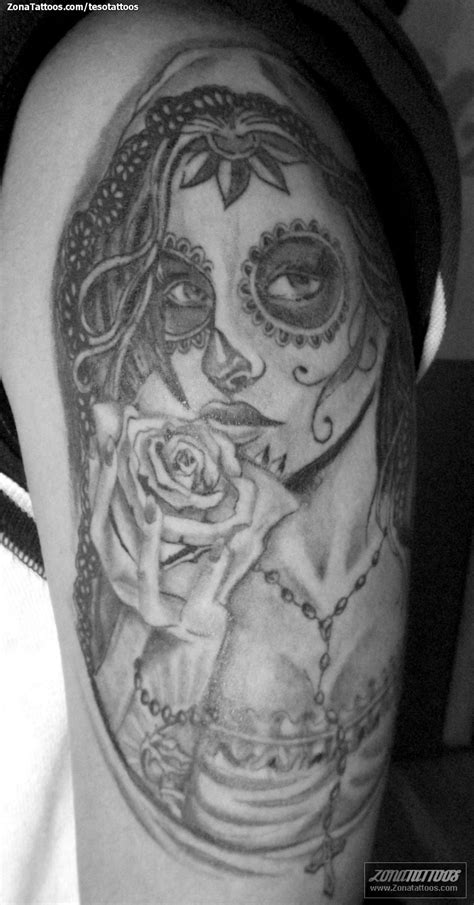 tattoos de catrinas pin catrina tatuajes de catrinas tattoos designs on